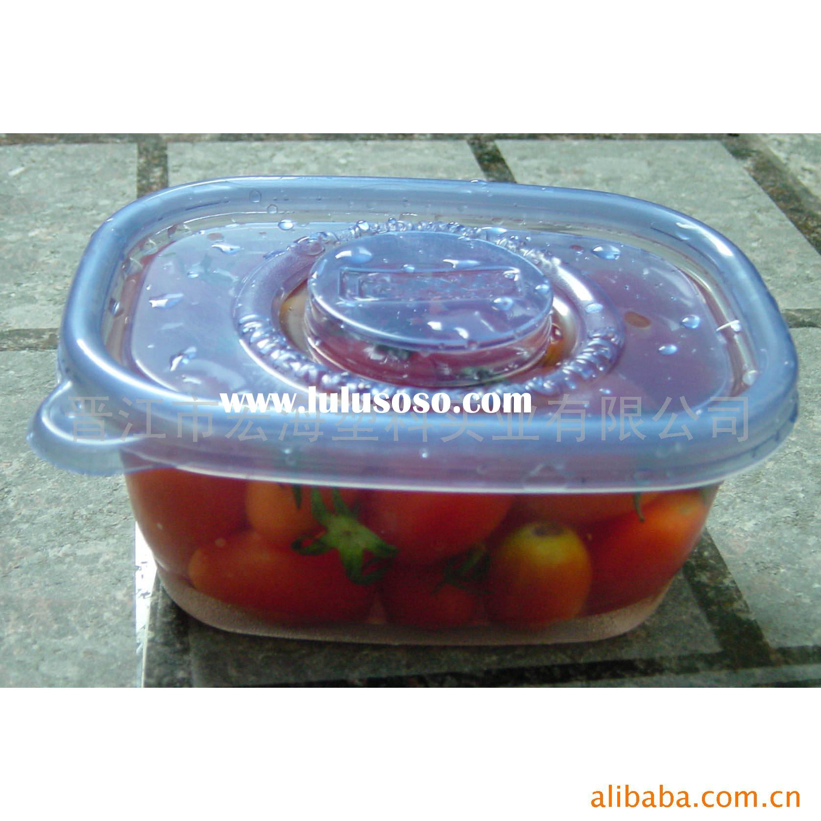 Microwavable disposable food container
