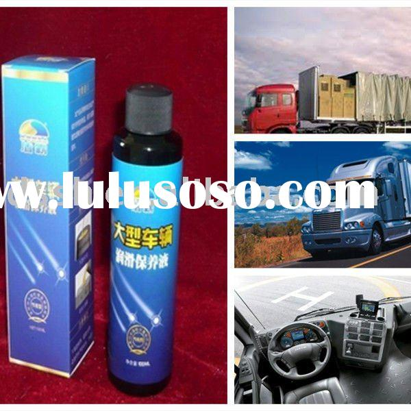 Multifunctional engine oil additives for large vehicle