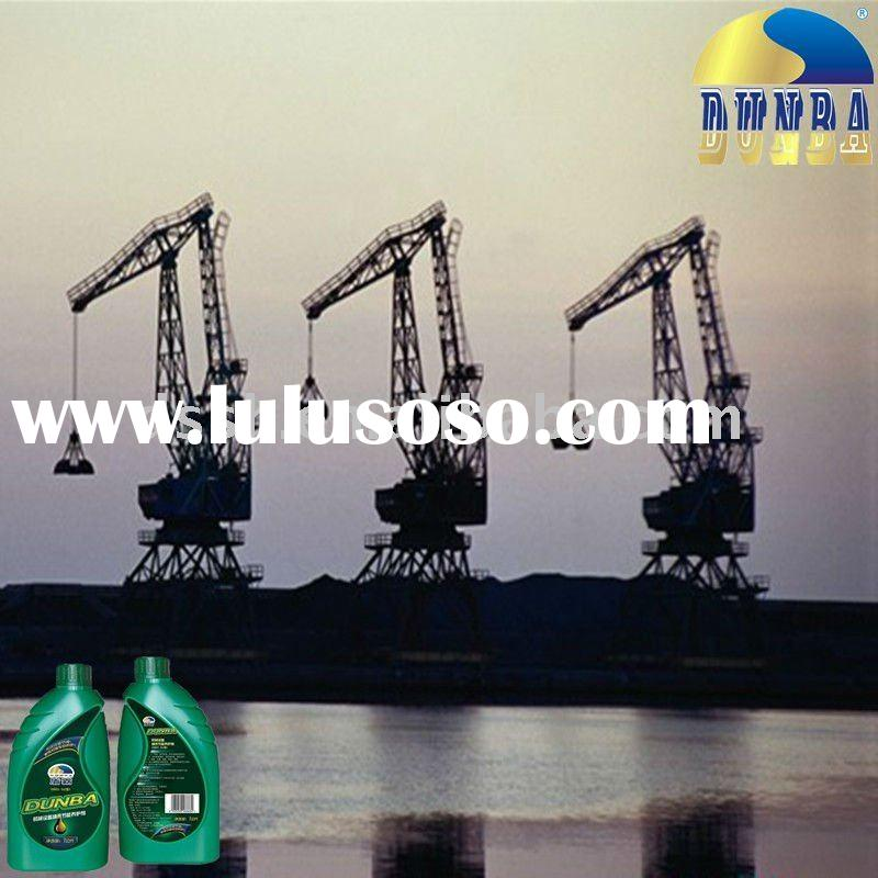 Nano lubricant additives for heavy equipment