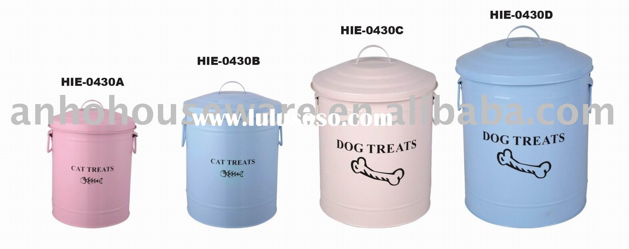 Pet Food Container(Pet Food Barrel, Pet Bucket)
