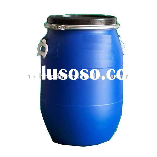 Plastic storage drums 60L
