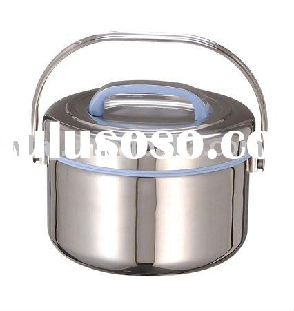Stainless Stell Vacuum Food Storage Container