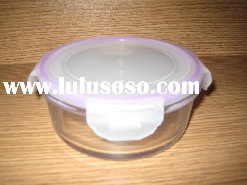 Tempered Glass Airtight food container