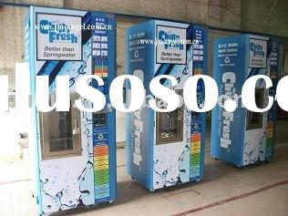 Vending Machine with water treatment