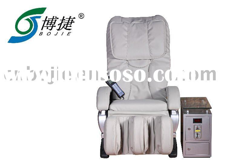 Vending massage chair with coin-operated machine (BJ-S012)