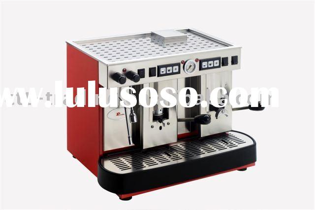 coffee machine(semi-auto)-coffee bar equipment-restaurant equipment-hotel equipment-coffee maker