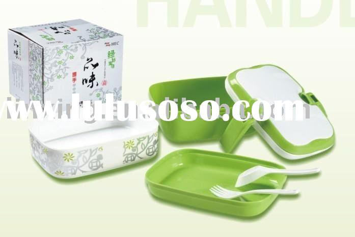 lunch box set,plastic lunch box,food storage ,lunch box ,food container ,plastic food box .