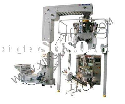 vertical frozen food packaging machine