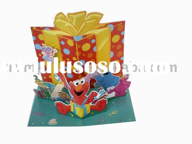 3D Paper Craft Card