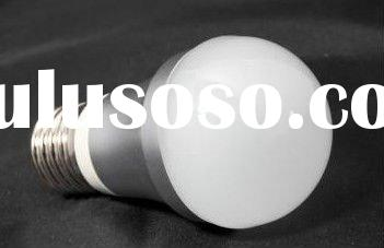 3W Dimmable LED Bulb Lights, Save 90% Energy, Mercury Free