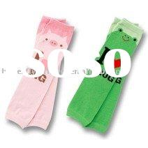 Baby Toddler Leggings leg Arm warmers sock,Baby,Toddler Leg Warmer-Cute pig/Frog
