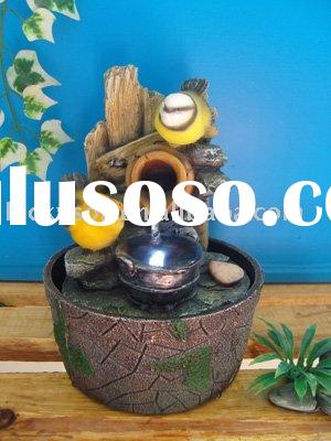 Battery Operated Tabletop Water Fountain