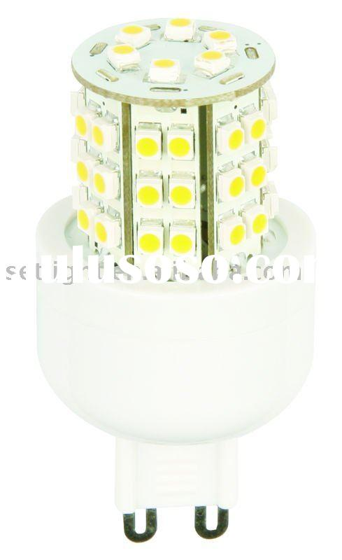 China 220V 3W saving energy G9 led lamp/bulb/light(G9-3148)