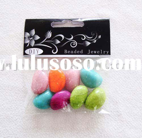Fashion beads craft. different color beads J.M.Z-140