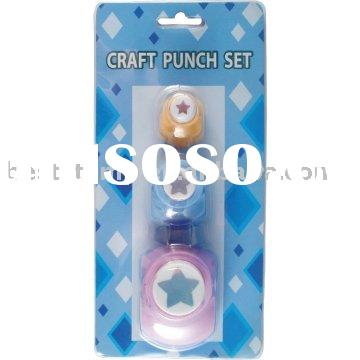 Gift - Craft Paper Punch Set