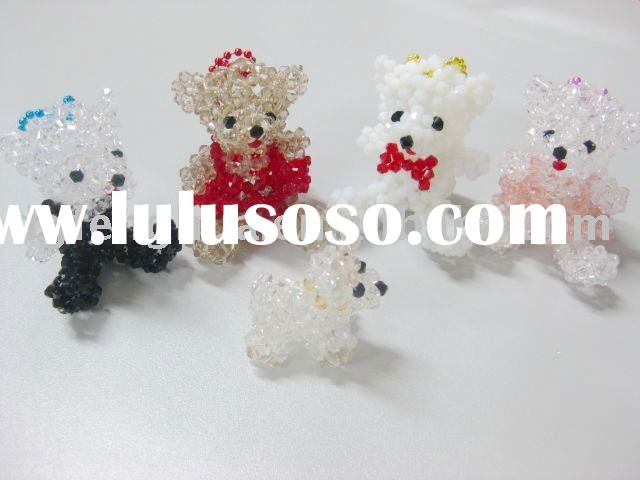 Handmade Swarovski Crystal Beads Crafts