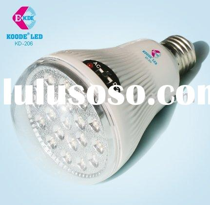 Hot-selling energy-saving led bulb lamp with remote control