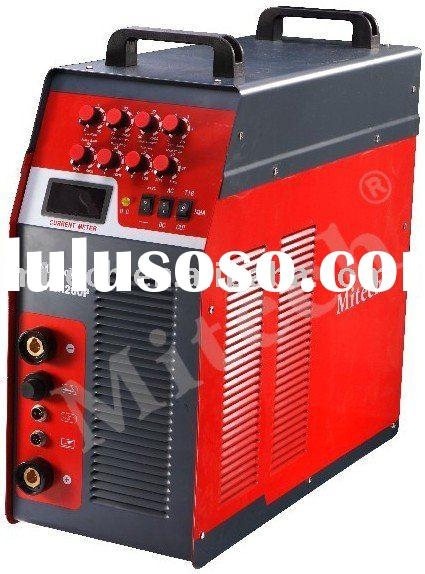Inverter Pulse AC/DC Multifunction Welding Machine