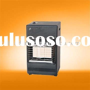Mobile Gas Heater With Piezo-Electric Ignition Mobile