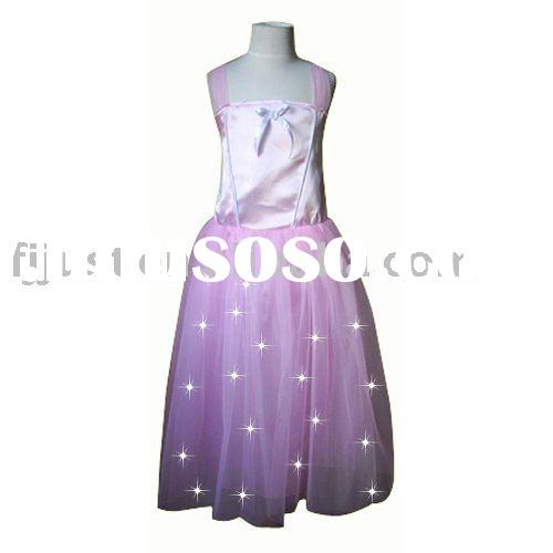Special Light Up cute toddler halloween dresses for girls costumes