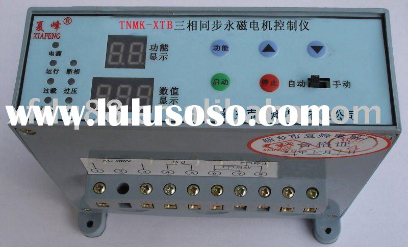 Three Phase AC Motor Controller
