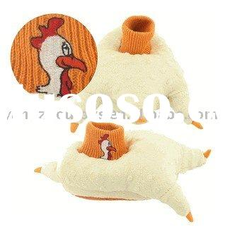 chicken animal slippers for toddlers