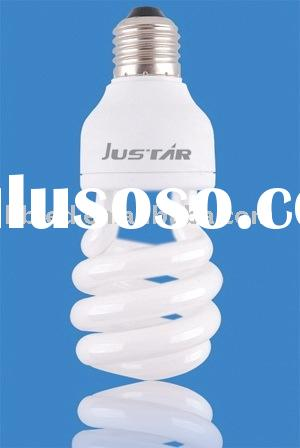 half spiral energy saving lamp (wholesale)