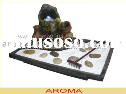 tabletop zen garden decoration water features fountain