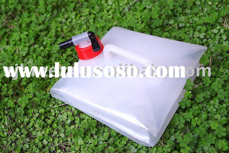 10Litre Foldable LDEP Plastic Jerry Can