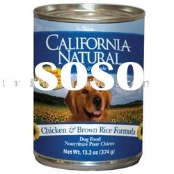 Chunky Beef Canned Dog Food
