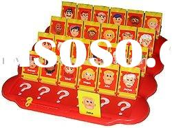 Guess Who?board game ,travel game,memory game,kid game,children game products,family game,paper game