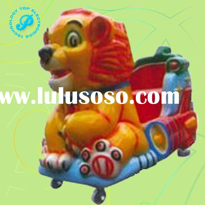 Happy Lion boxing machine game