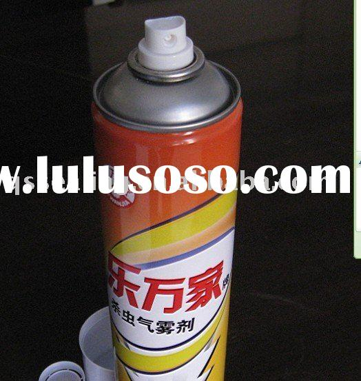 High quality tinplate can for aerosol/aerosol can