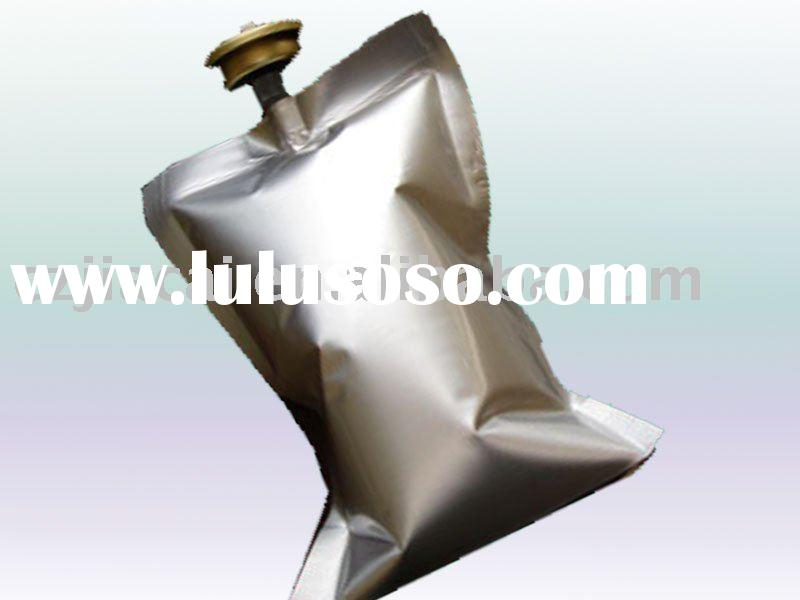Liner package bag with valve of aerosol can