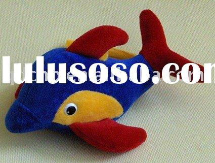 Mini Plush Dolphin Miniature Stuffed Dolphin Sea Marine Animal Toy