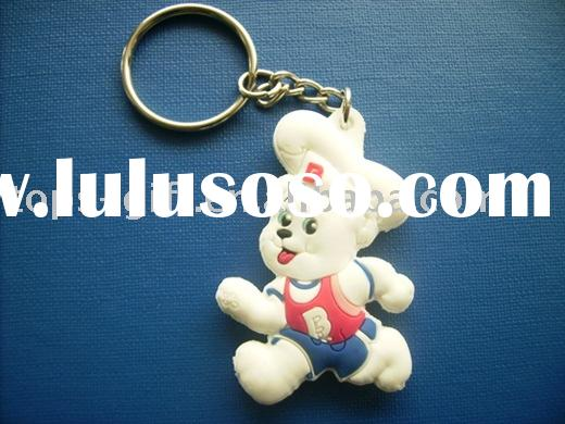 Rubber Key Chain / Soft PVC Key chain / Rubber Keychain