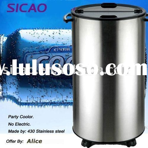 SICAO 60L non-electric - can cooler; party cooler; beverage cooler