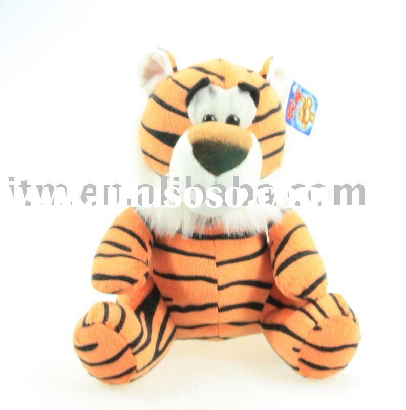 Stuffed animals /Plush animals-- tiger