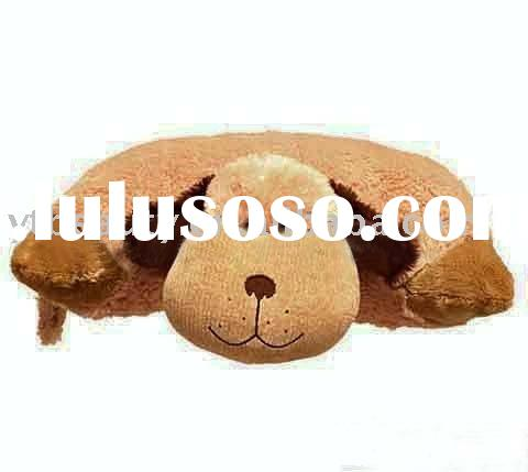Stuffed&plush animal dog pillow pet toy