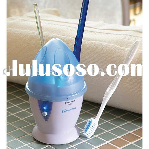 UV Toothbrush Holder & Sanitizer Plastic Mould