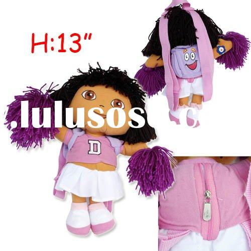 Wholesale Dora the explorer  DOLL  Plush Toy  Anime Cosplay Gift F030
