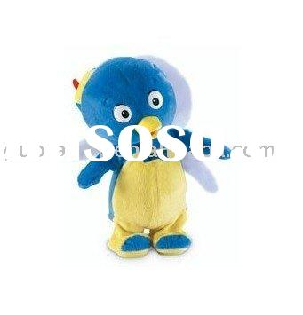 electronic plush toy/dancing penguin