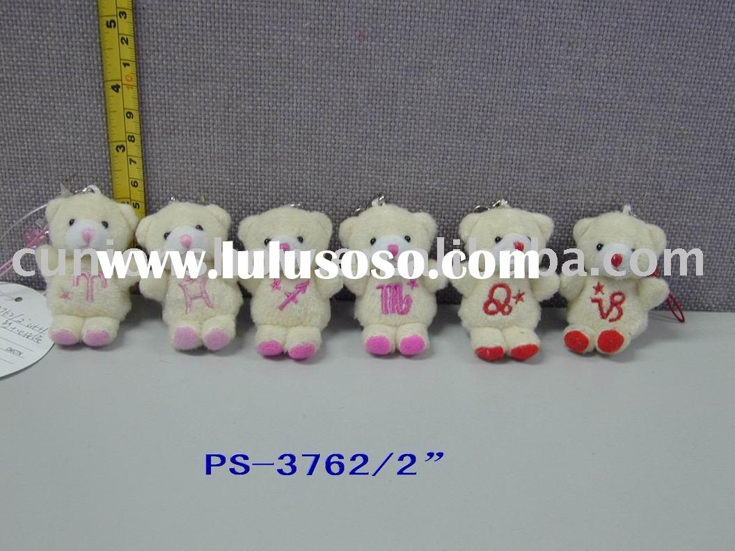 mini stuffed plush toy(plush key chain,animal key chain)