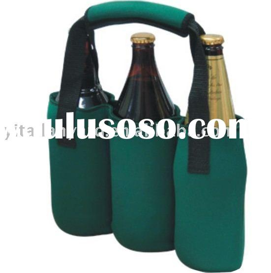 neoprene beer can cooler/stubby bottle holder/wrap can cooler/stubby cooler/can coozie/cooler bag
