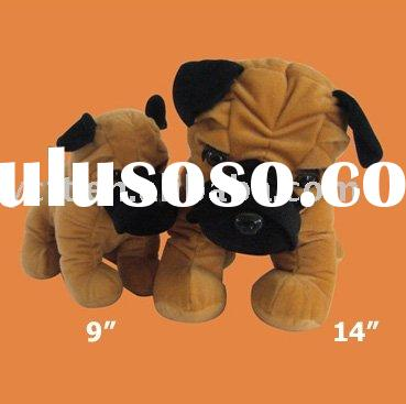 plush toys,stuffed animals,plush Standing Dog-08308