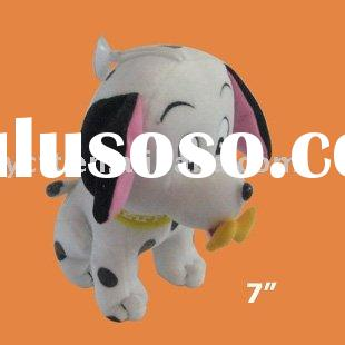 stuffed toys,plush animals,stuffed Sitting Dog-08306