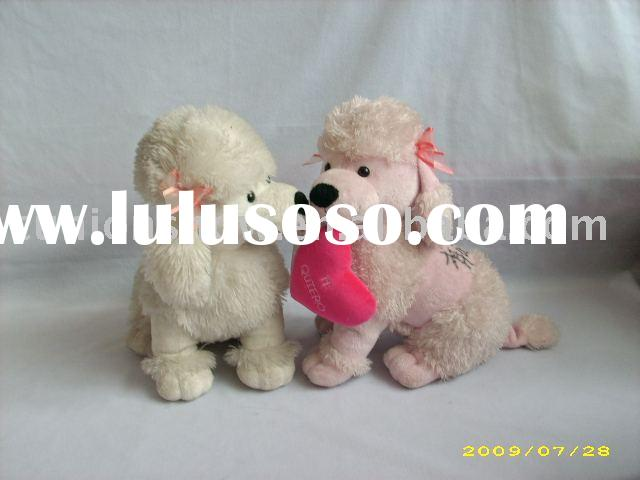stuffed toys(plush toys,plush dog)