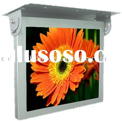 17 inch Bus Screen, Bus LCD Ad Player, Bus Advertising Monitor