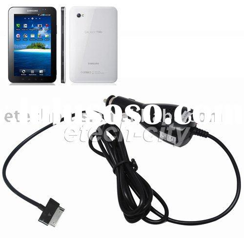 2A Car Charger for Samsung Galaxy Tab P1000