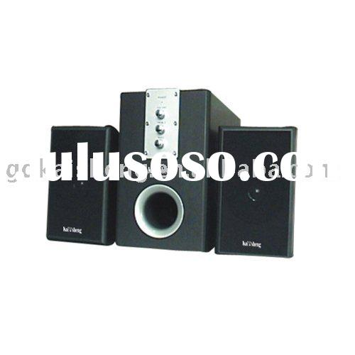 2.1 home theater speaker system